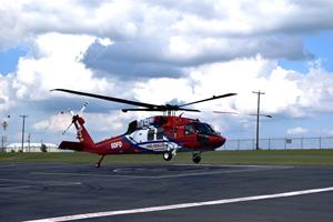 UNITED ROTORCRAFT RECEIVES S-70i FIREHAWK® COMPLETION