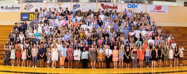 Pfeiffer University Class of 2022.