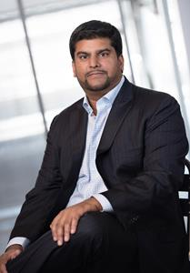 GrowForce CEO Rishi Gautam