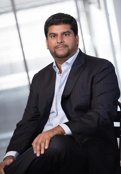 GrowForce CEO Rishi Gautam