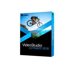 Introducing VideoStudio Ultimate 2018