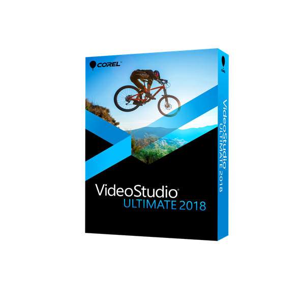 VideoStudio Ultimate 2018 makes it easier than ever to transform videos and photos into stunning movies.