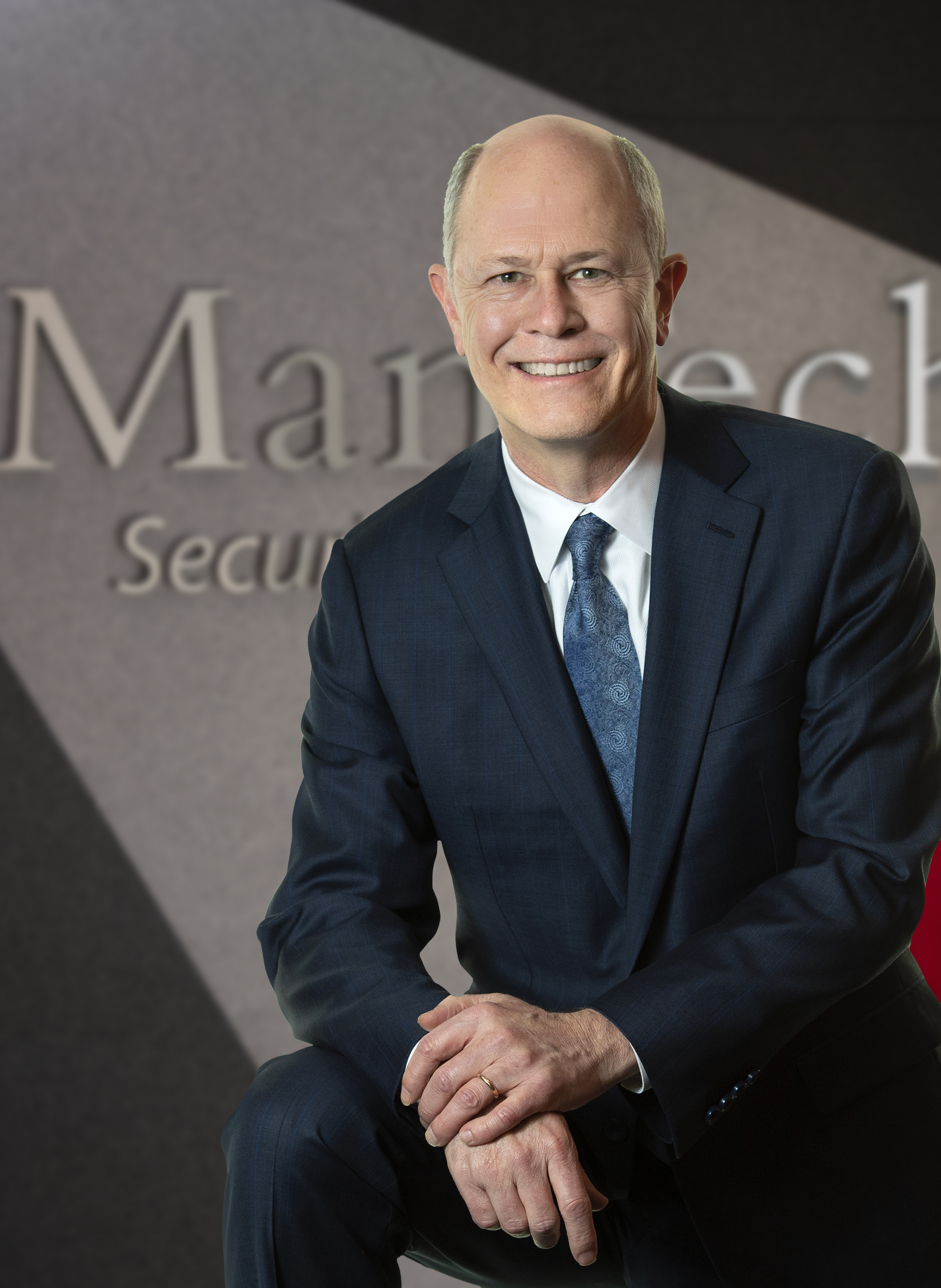 Kevin M. Phillips, Chairman, CEO and President, ManTech