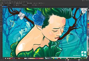 Empower your creativity with CorelDRAW Graphics Suite 2018