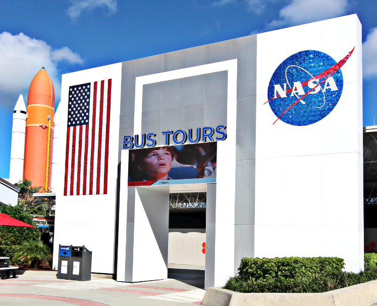 RMG Partners with Kennedy Space Center Visitor Complex to Reimagine Guest Experience