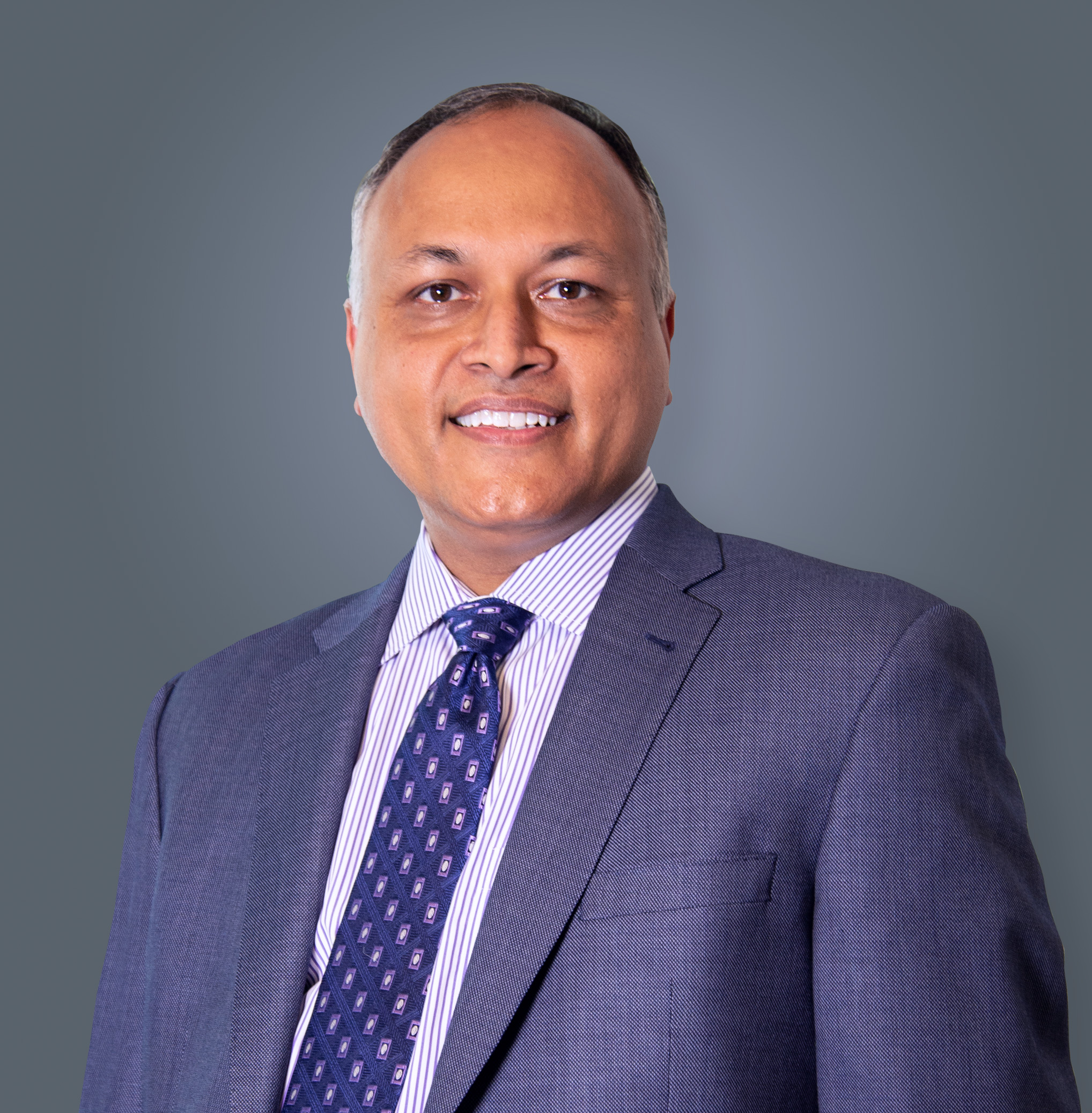Srini Iyer, ManTech's Chief Technology Officer in charge of the company's Innovation and Capabilities Office