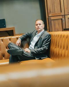 Serial Entrepreneur And Angel Investor Brad Yasar