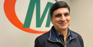 Minuteman Press franchise owner Rajiv Yajnik, Southampton, PA.