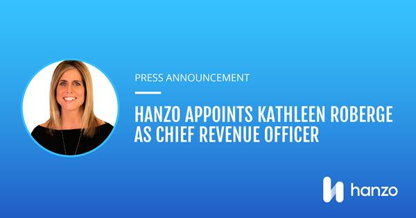 SaaS veteran, Kathleen Roberge, joins Hanzo to scale enterprise sales growth — capitalizing on expanded market opportunities as the company extends Hanzo Hold support for Google Workspace.