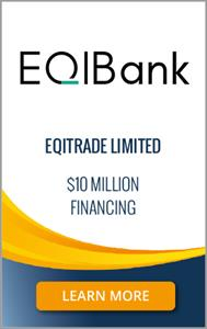 EQITrade is a financial technology firm whose subsidiaries include EQIBank, a leading digital bank for businesses and high-net-worth individuals. EQIBank is the world's first global digital bank aimed solely at businesses and high-net-worth individuals and provides offshore, tax-exempt, and tailored personal and corporate banking services to clients in 180 countries. With 24/7 cloud-based access, real time insights, and high barriers to entry, EQIBank's strategy is to accelerate simplification, using Open Banking Standards and Open APIs to create a new global standard of banking.