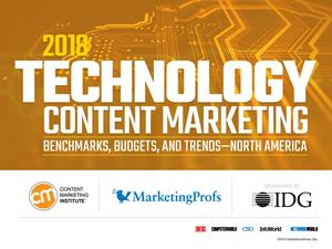 Tech Marketers Think Outside the Buyer's Journey When it Comes to Content Marketing