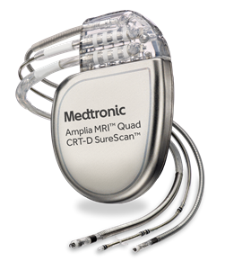 Medtronic First to Receive Health Canada Licence for MR-Conditional