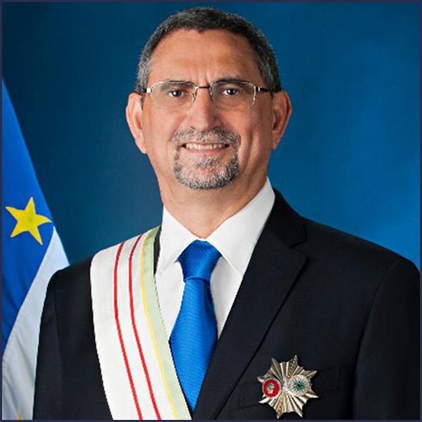 HH Jorge Carlos Fonseca, President Cape Verde