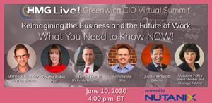 HMG Live! Greenwich CIO Virtual Summit