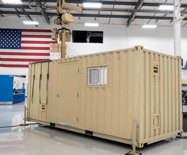 Live Demos of C-AUDS (Containerized Anti-UAS Defense System) will be displayed at AUSA Global Force Expo March 17-19, 2020, Huntsville, AL