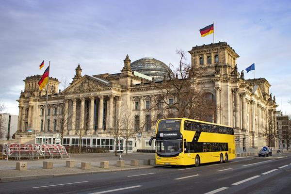 NFI - ADL Enviro500 for BVG Berlin
