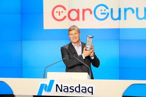 Nasdaq Welcomes CarGurus (Nasdaq: CARG) to the Nasdaq Stock Market