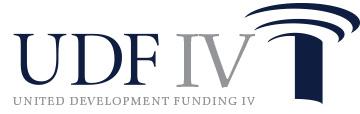 United Development Funding logo