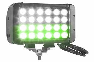 Larson electronics llc releases combination white and green led larson electronics llc releases combination white and green led light bar aloadofball Gallery