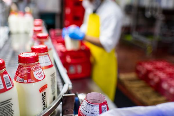 The Marshall, California creamery becomes the world's first gold level TRUE® Zero Waste Certified dairy manufacturing facility.