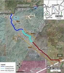 Comstock Mining Receives Unanimous Approval on Industrial Zoning