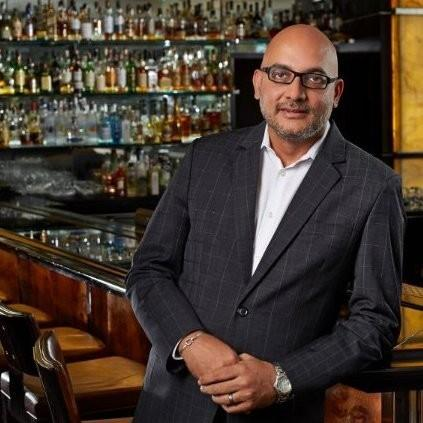 Syed Ali, VP of Food & Beverage, Entertainment Operations