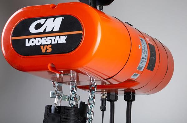 CM Lodestar VS Large Frame Electric Chain Hoist