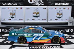 Adventhealth Grows Partnership With Chip Ganassi Racing And Kyle Larson Adds Ross Chastain For Two Races