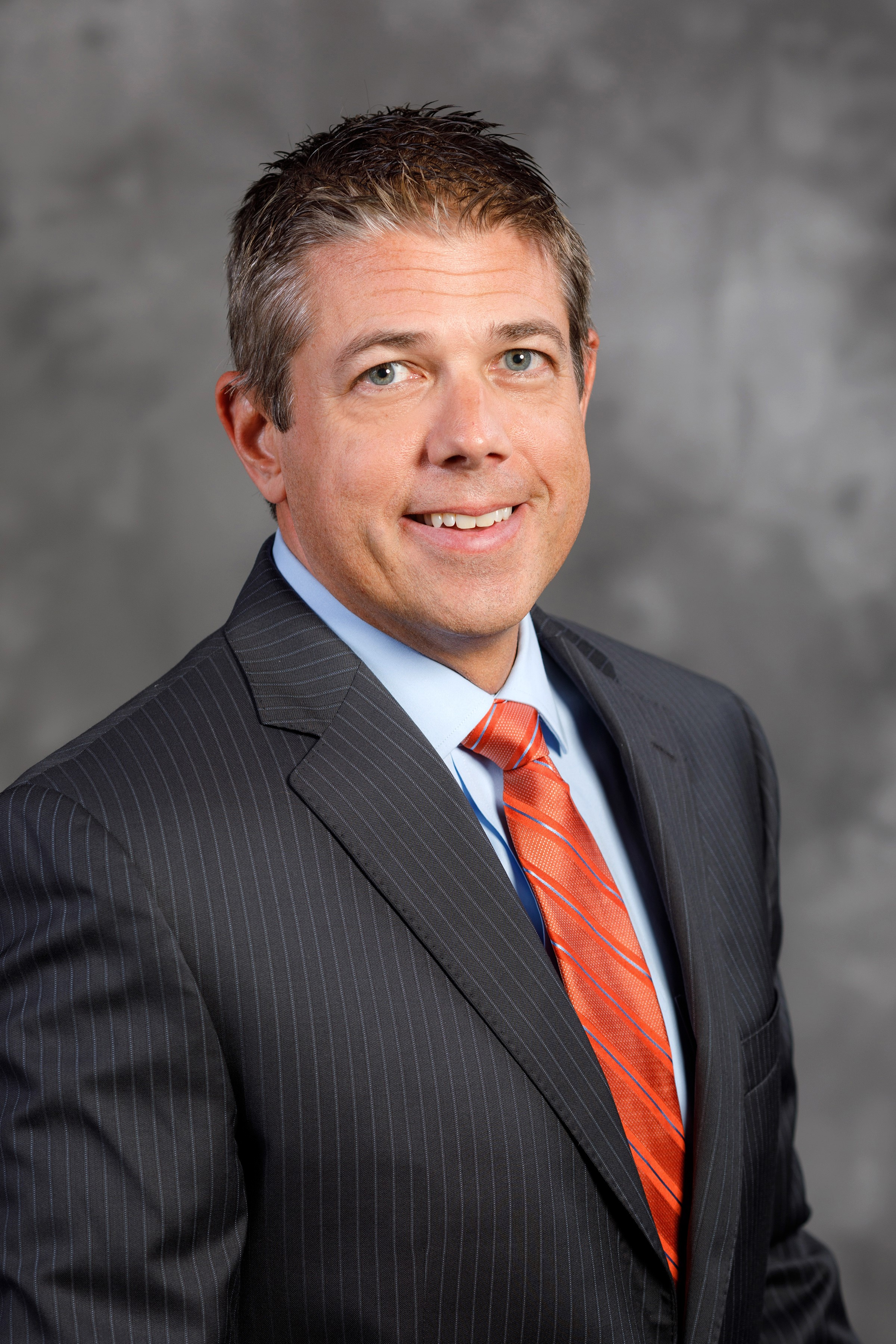 Mike Anderson named President of Churchill Downs Racetrack.