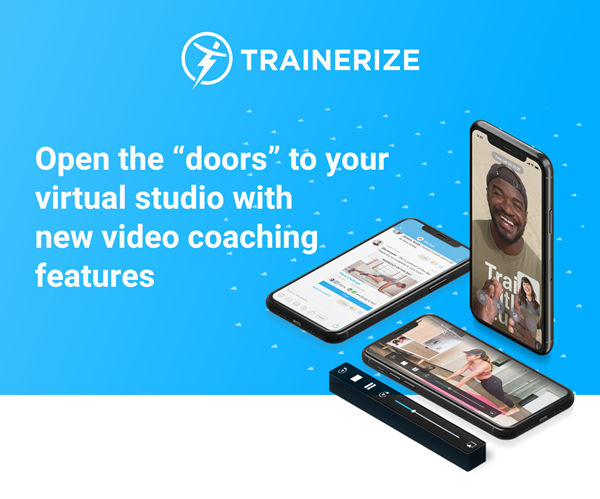 Introducing New Trainerize Video Coaching Features