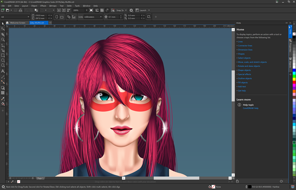 CorelDRAW 2019 for Windows