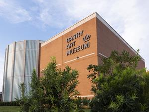 ODU Will Open Barry Art Museum to the Public Wednesday, Nov