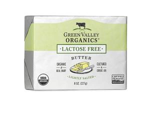 Green Valley Organics Lactose-Free Butter