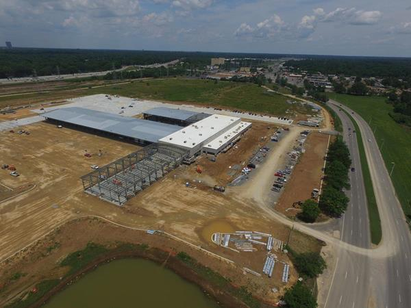 New TAG Truck Center receives financing through New Markets Tax Credits