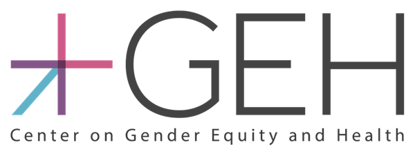UC San Diego Center on Gender Equity and Health