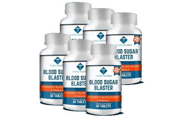 Blood Sugar Blaster Diabetes Supplement