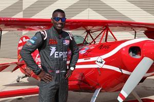 World-Class Air Race and Aerobatics Pilot Anthony Oshinuga Embarks