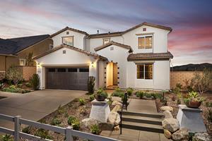 New Homes in Menifee, CA