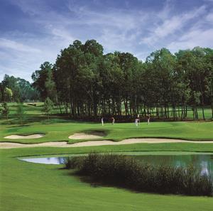 Contraband Bayou Golf Club at L'Auberge Lake Charles