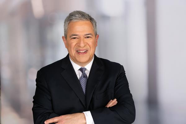 Michael Glatt, vice chairman and head of project management, Savills, North America