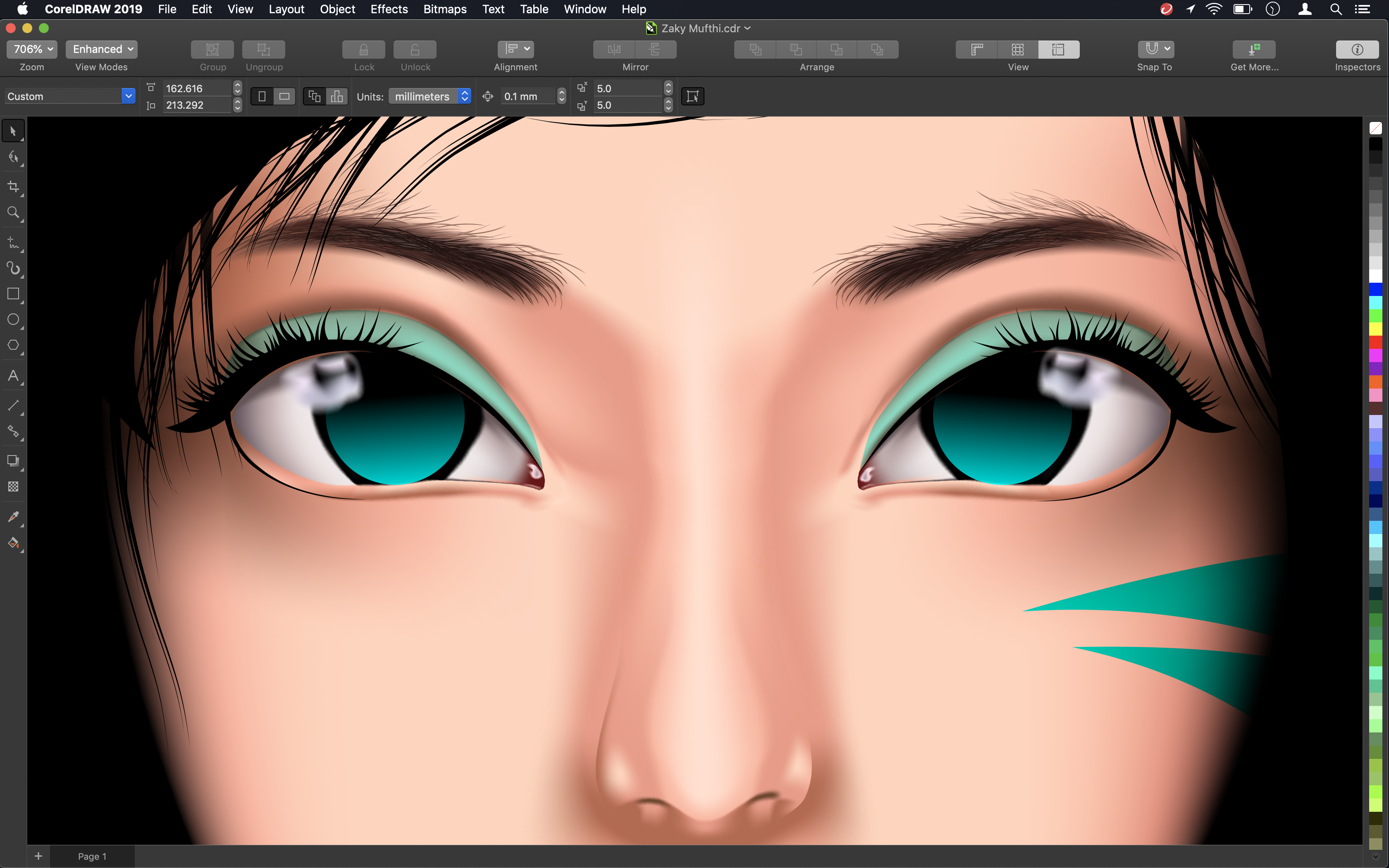 CorelDRAW 2019 for Mac