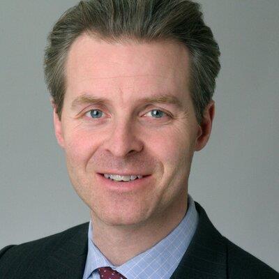 David Shillingford, CEO, Everstream Analytics