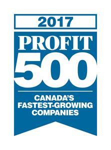 2017 PROFIT 500 Logo