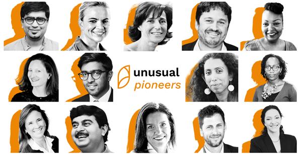 unusual pioneers