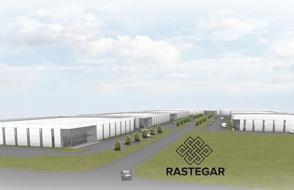 Rastegar Industrial property near Tesla's Gigafactory