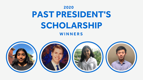 TRREB Scholarship Winners