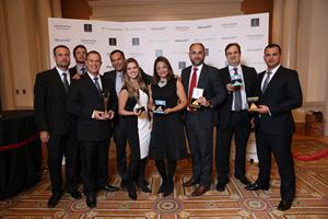 Winners Announced in 12th Annual Stevie® Awards for Sales