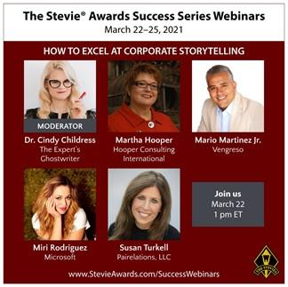 Stevie Awards Success Series