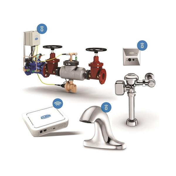 Within any business, setbacks happen. But what if you could respond faster to prevent them in the first place? Zurn Connected Products let you take control, no matter where you are, through real-time insights and performance trends of your plumbing solutions.