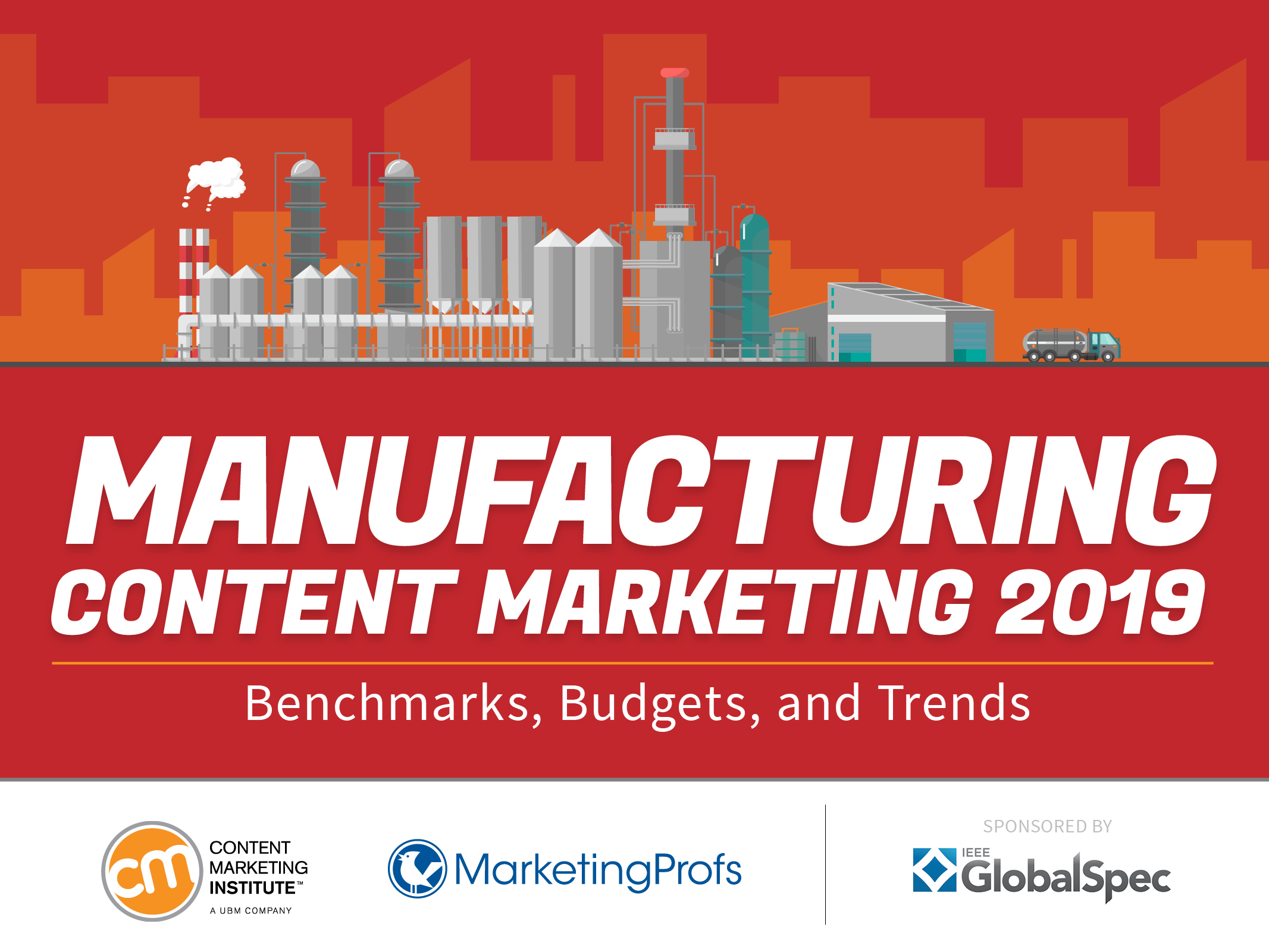 2019 Content Marketing Manufacturing Research